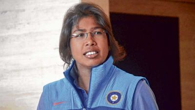 Jhulan Goswami ruled out of the T-20Is series against Proteas