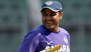 Controversies over Virender Sehwag's tweet about India's blind cricket team