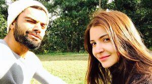 Valentine Fever: Virat posted a selfie with Anushka