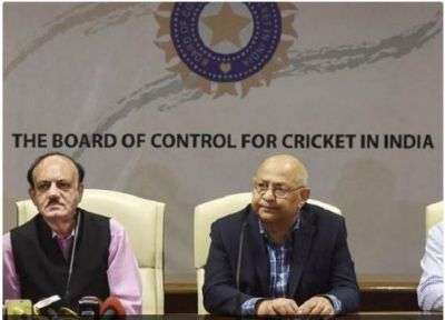 BCCI seeking permission for approval of an amount to support  Families of CRPF martyr soldiers