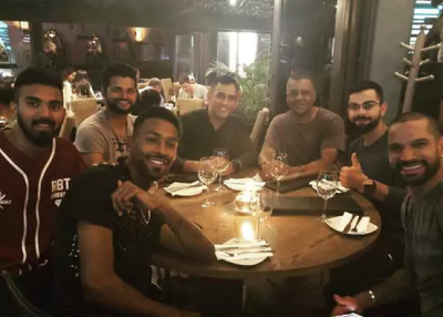 Wow… Team India enjoying party after 28-run victory over South Africa
