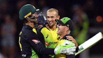 Undefeated Champion: Australia beats Kiwis and crowned first spot in the T20Is
