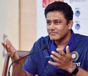 Anil Kumble: We would treat Australia like any other team