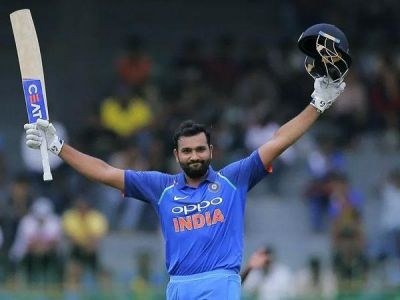 Hitman Rohit Sharma on verge of creating this amazing  T20I record