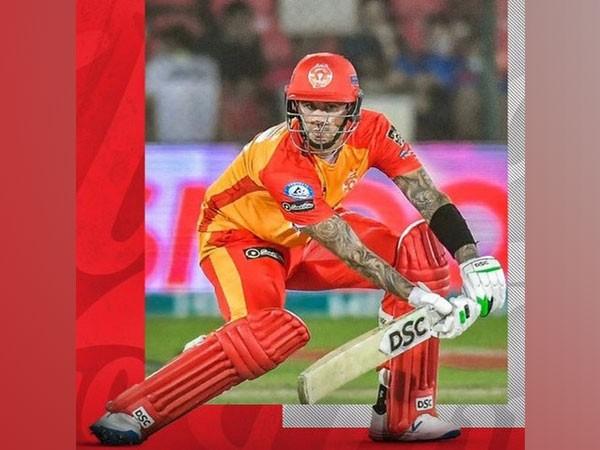 PSL 6: एलेक्स हेल्स ने इस्लामाबाद यूनाइटेड को कराची किंग्स पर दिलाई शानदार जीत