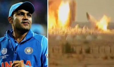 'The boys have played really well' Virender Sehwag lauds IAF for avenging Pulwama terror attack