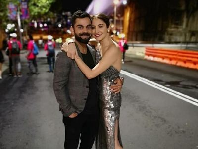 Seee pics -Virat Kohli , Anushka Sharma spends New Year's eve in Australia, send out wishes to fans for 2019