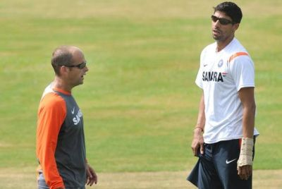 Gary Kirsten and former pacer Nehra join RCB coaching team