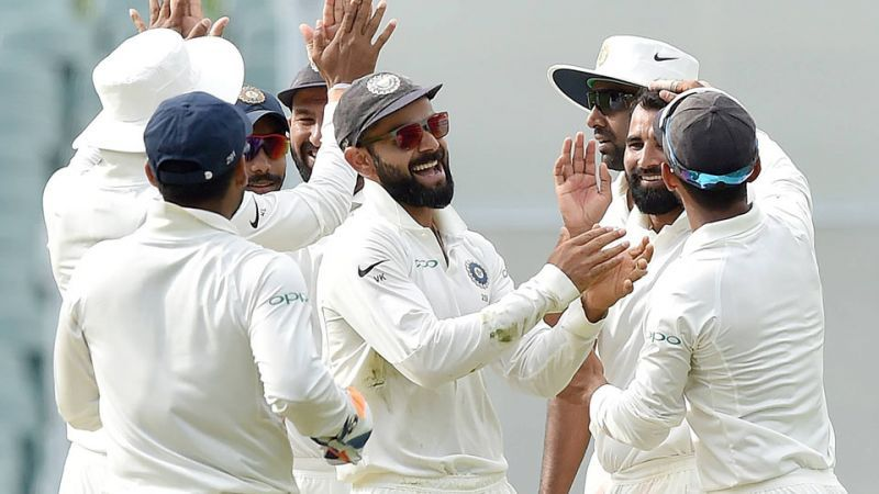 IND VS AUS: Indian team with ball after bat, dominate Kangroos