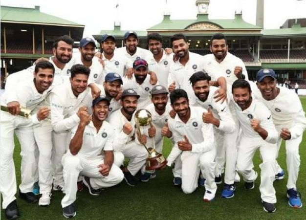 PM Modi and president Kovind congratulates Team India after their historic Test series win in Australia