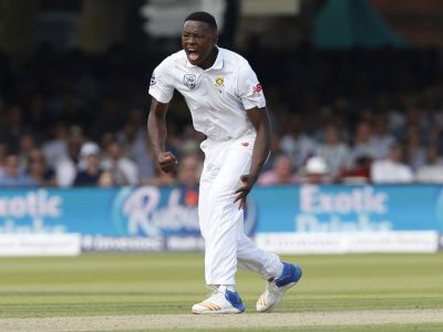 Kagiso Rabada becomes world's highest ranked test bowler