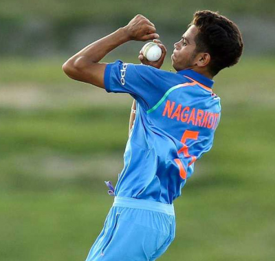 Dada and Viru praised Indian U-19 pace bowler after their lethal performance against Australia