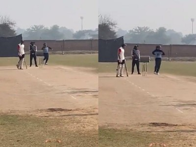 Yuvraj Singh shares hilarious video of 'Bharatanatyam style off spin'