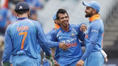 'Chahalka macha rakha hai' Virender Sehwag praises Yuzvendra Chahal on bagging six wickets
