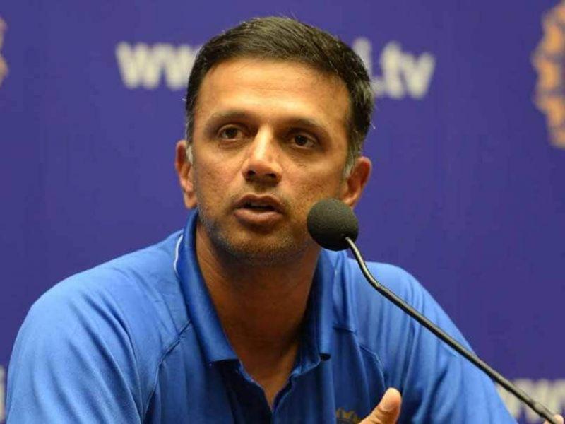 'let us not overreact' says  Rahul Dravid on Hardik Pandya, KL Rahul controversy