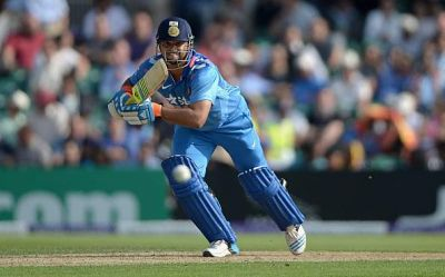 Suresh Raina smashes fastest ton against Bengal in Super League Group stage