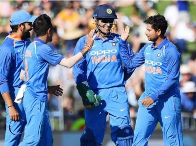 India beat New Zealand by eight wickets, take 1-0 lead
