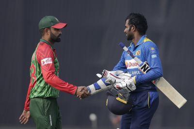 Sri Lanka thrash Bangladesh with a perfect 10 victory