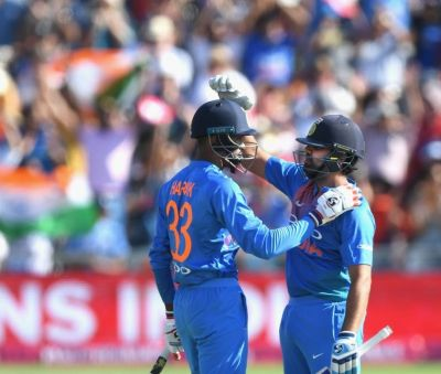 India crushed England; Sachin hails Rohit ton for clean sweep