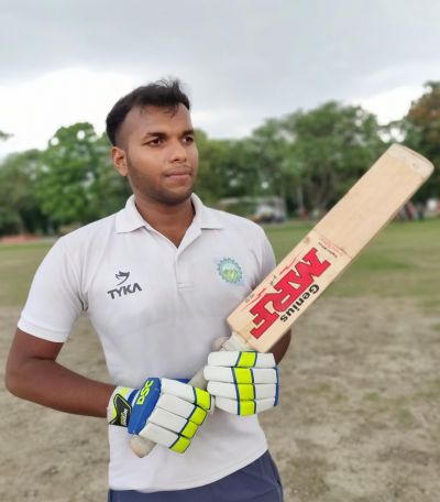 Practicing with the IPL teams has been a major boost says cricketer Aniket Shaw as he eyes to make his Ranji Trophy debut
