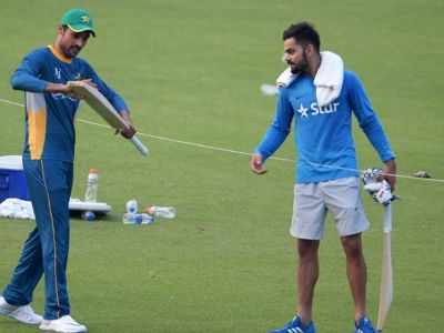 Shocking tweets of Virat Kohli and Mohammad Amir for each other