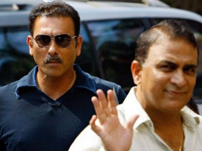 Sunil Gavaskar's Comment on New Indian Coach Ravi Shastri