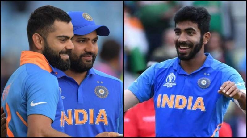 नवीनतम ICC मैन रैंकिंग में विराट पहुंचे दूसरे स्थान पर