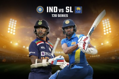 Ind vs SL 2nd T20 Match Today