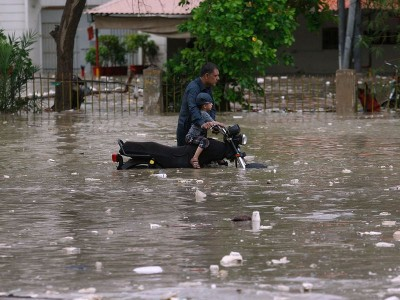 Rawalpindi Express shares video of Pak flood