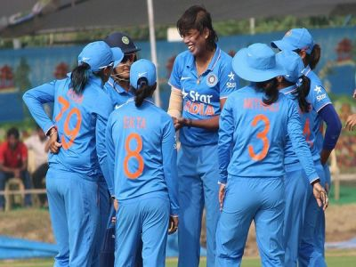 Indian Railways declared reward for the Indian women cricket team