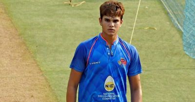 Sachin's son Arjun following the legacy selected in U-19 Indian cricket team