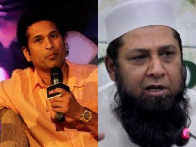 Sachin Tendulkar revels  about Inzamam Ul Haq's 'gutsy' talks