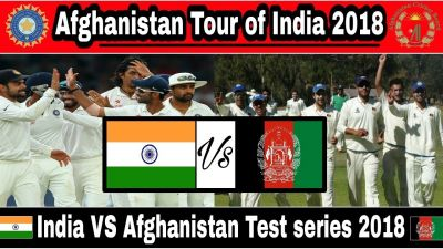 Afghans  all set for Test debut today in Bengaluru
