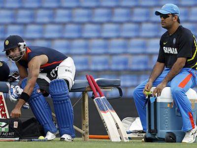 Virat Kohli, Dhoni take Yo-Yo Test ahead of England tour