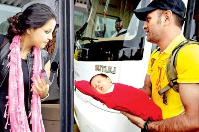 Dhoni's wife Sakshi applies for arms licence citing threat to her life