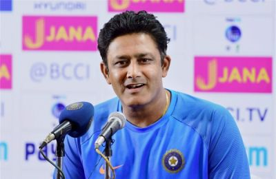 Anil Kumble reveals the reason behind his resign from post of Indian cricket team coach