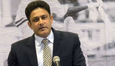 Anil Kumble stepped down from the post of Indian cricket team coach