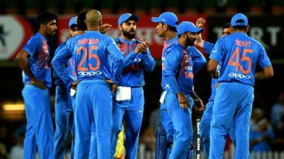 India creates a new record on the field against Ireland