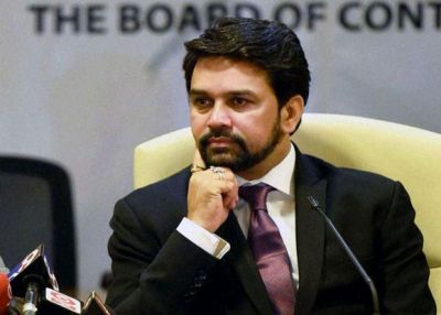 Anurag Thakur makes first court appearance in BCCI matter