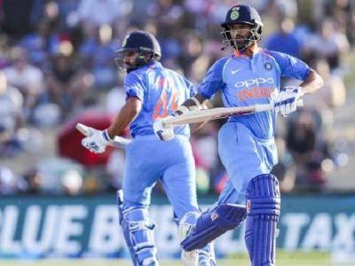 Rohit Sharma, Shikhar Dhawan create this milestone against Aussies