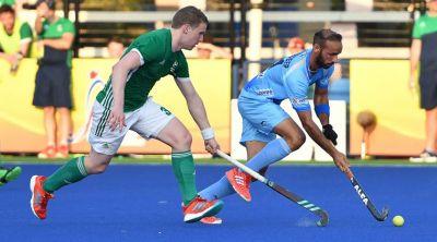 Sultan Azlan Shah Cup: Ireland beats India