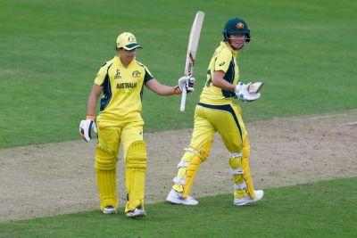 Nicole Bolton tons helped Australia to take 1-0 lead over India