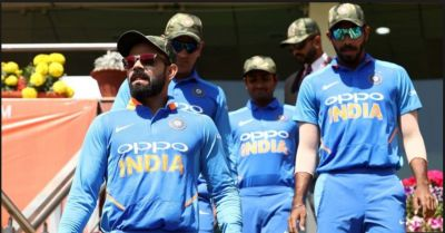 ICC responded  this to Pakistan Cricket board on wearing a camouflage Military Cap by Indian players