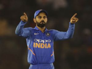 ICC World Cup: 'Any team can beat anyone' Virat Kohli refuses to brand India as favourites