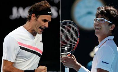 Indian wells 2018: Roger Federer will meet Chung Hyeon