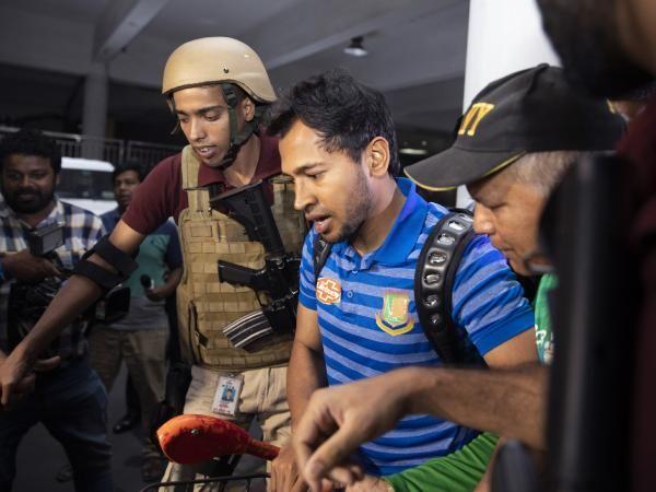 Bangladesh cricket team arrives in Dhaka post New Zealand mosque shootings