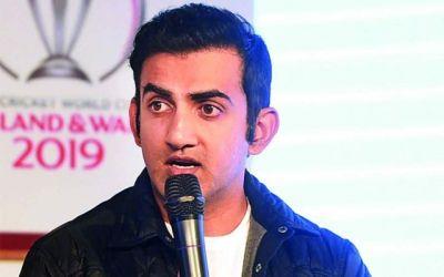 'No problem in forfeiting 2 points at World Cup' Gautam Gambhir on boycotting Pakistan