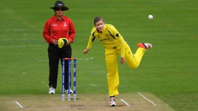 ICC Women's ODI Ranking: Jess Jonassen climbed at No.1 spot
