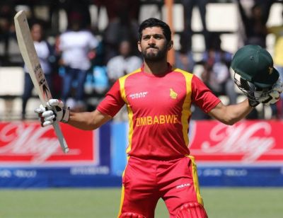ICC World Cup Qualifier 2018: Sikandar Raza awarded Man of the series