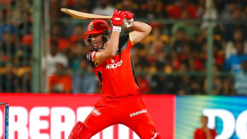 AB de Villiers becomes 3rd overseas batsman to achieve this feat in IPL